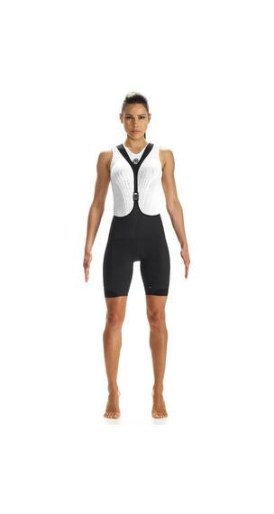 assos T.laalalaiShorts Spodenki rowerowe na szelkach krótkie Kobiety czarny